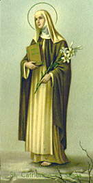 Saint Catharine of Siena